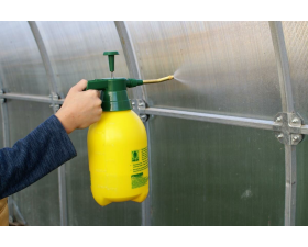 Осенняя обработка теплицы. Как избавиться от грибков и инфекций?