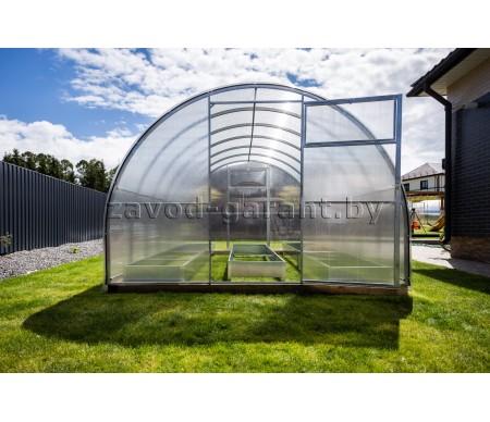 """Грядка полимерная """"Гарант-Урожайная"""" (7 х 0.65 метра). Высота 20 см"""