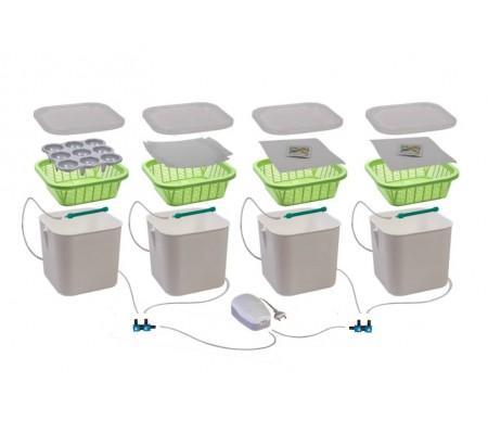 4х-модульный проращиватель «Здоровья КЛАД Х4»