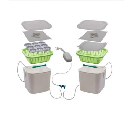 2х-модульный проращиватель «Здоровья КЛАД Х2»