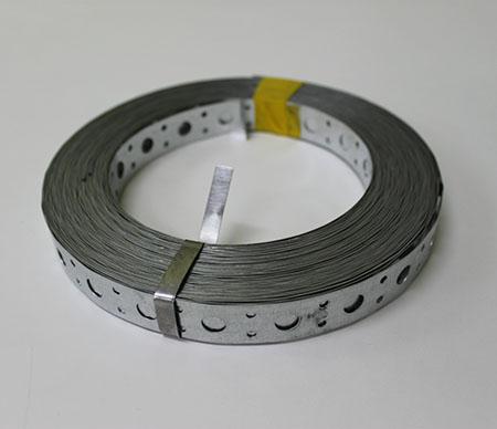 Стяжные ленты для теплицы Богатырь длиной 10 м (с расстоянием между дугами 1 м)