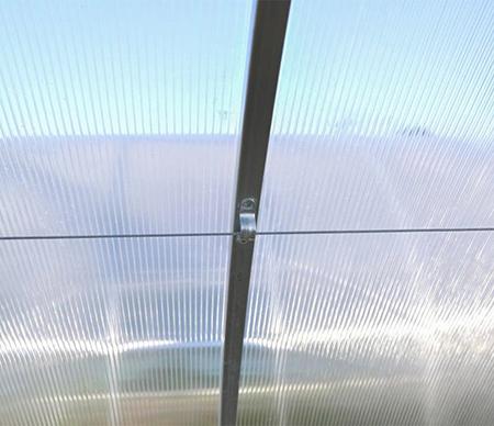Набор для подвязки растений для теплицы 12 м (шаг дуги 0,67 м)