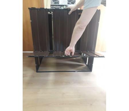 Ящик для компоста 1,0*1,5*1,0 метр , объем 1500 литров.