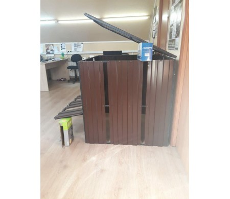 Ящик для компоста 1,0*1,0*1,0 метр , объем 1000 литров.