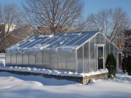 как правильно подготовить теплицу к зиме
